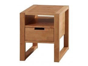 Gazel Rhino noční stolek - oak