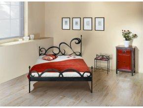 Iron Art CARTAGENA kovaná postel