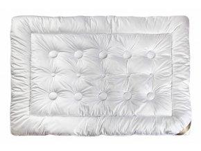 Klinmam Elegance přikrývka 200 x 200 cm - vysoce hřejivá